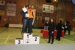Miguel Angel 1ero Yves 2do Tuishou peso pesado