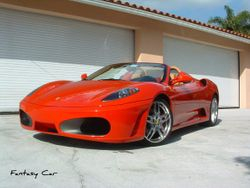 Thomas ------2008 Ferrari spyder