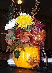 Harvest Silk Floral Arrangement