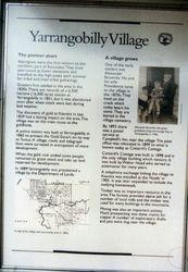1998 Yarrangobilly history