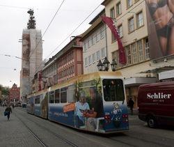 LHB #204 on Domstrasse