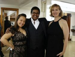 Soloists of Haydn Mass with the Catskill Choral Society