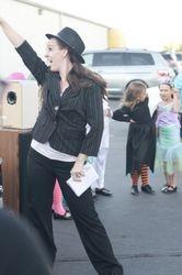Mrs Sara Halloween
