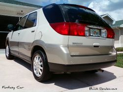 Tom A.-------Buick Rendezvous