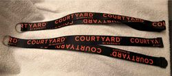 Lanyards - Break-Apart w/ Keyring. Great for Housekeeping, Staff and Guests!
