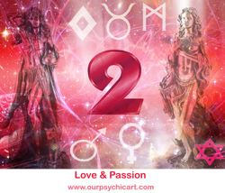 2 Aphrodite & Freya for Love & Passion