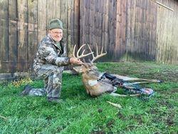 Oct buck Bow kill 2020