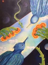 Cosmic Bird 8