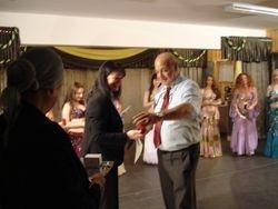 Nuriyya awarded as Master trainer