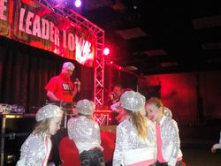 Leader Lounge Mini Dance Team