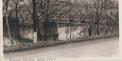 Schell's Bridge after 1937