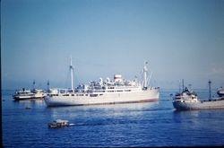 220 Djakarta Harbour 1960