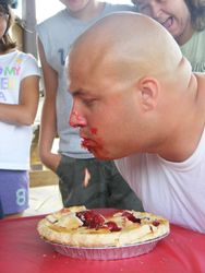 Pie-Eating