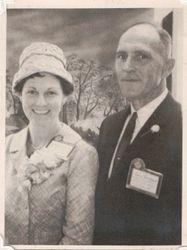 John Andrew and Clara Jane (Hickes) Garner