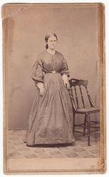 Lizzie Robertson Beno of Council Bluffs, Iowa