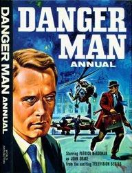 Danger Man Annual