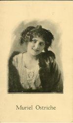 Muriel Ostriche, Film Star