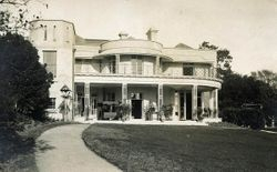 Cliffden House 1935