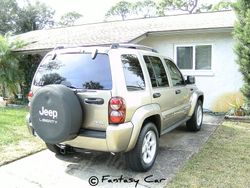 Debbie V.---------Jeep Liberty