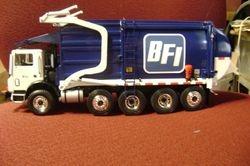 custom 5 axle bfi fl