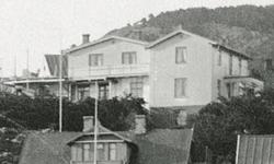 Pensionat Bokebolet 1909