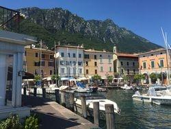 Gargnano, Lake Garda, Italy, 2019.
