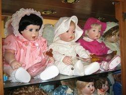 Peggy's dolls
