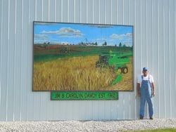 Dawdy Mural (Iowa) (2014)
