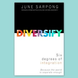 Book DIVERSIFY by June Sarpong MBE