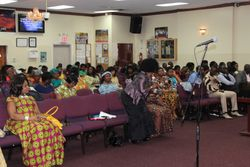 Main Church Service