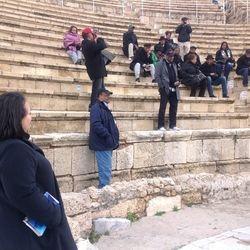 Ancient Ruins Roman/Greek Theatre