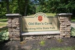 Hocking Hills - Old Man's Cave