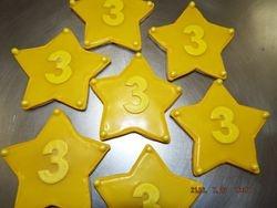 sheriff star cookies $4 each