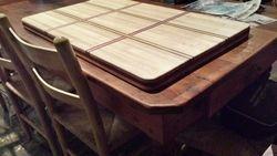inlayed cutting board