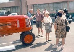 Tractor talk?