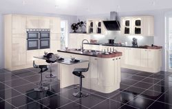 COLONIAL GLOSS OYSTER (PALE CREAM) KITCHEN