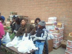 food drive2011