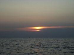 Lake Ontario Sun Set