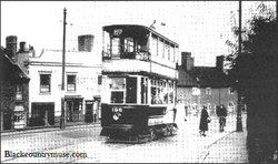 Tividale, Staffs. 1920s.