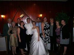 Sarah and Brent's wedding