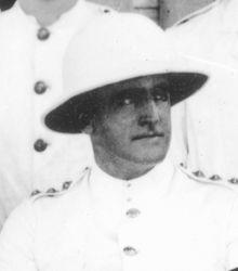 Arthur G L Tottenham MM