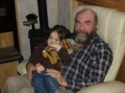 Indy and Granddad