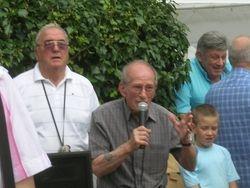 Joe D'Orazio, Wayne Bridges, Bob Kirkwood.