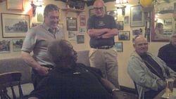 Clive Myers, Steve Grey, Lee Bronson & Ian Muir