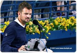 Chair Umpire Jaume Campistol