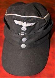Heer Pz. Officer in M44 Dot Camo.