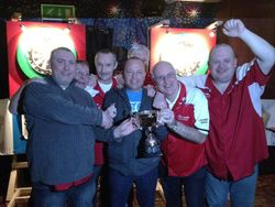 The Wolfhill 701 Cup Winners