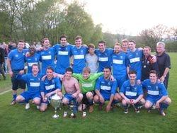 Gwent Senior Cup Final 2013