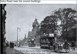 Soho Road. 1899.