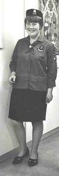 1967 Girl Guide Uniform
